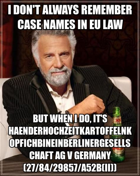 Contract Law Meme - revision meme of the week brought to you in association