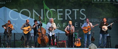 Concert In The Gardens Fort Worth by Review Ricky Skaggs And Kentucky Thunder At Concerts In