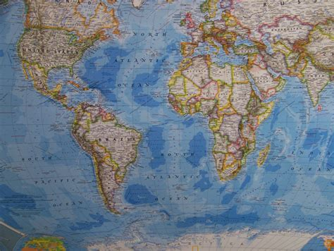 southern hemisphere world map mappery