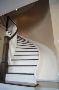 Slide staircase contemporary staircase