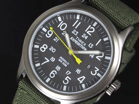 Expedition Original Stainless Still timex s t49962 quot expedition scout quot singapore