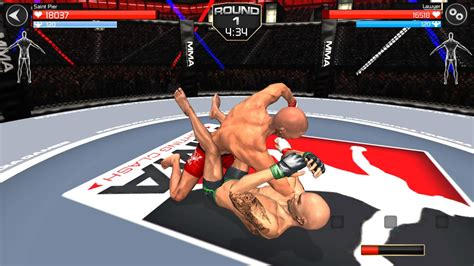 fighting apk mma fighting clash apk v1 051 mod money for android apklevel