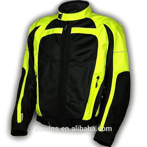 desain jaket balap kuning jaket motor balap fashion motorcross jaket untuk