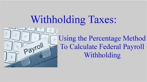 irs payroll tax withholding taxes how to calculate payroll withholding