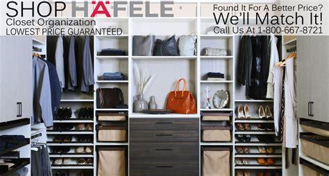 Hafele Closet by Closet And Wardrobe Organizers Garment Racks