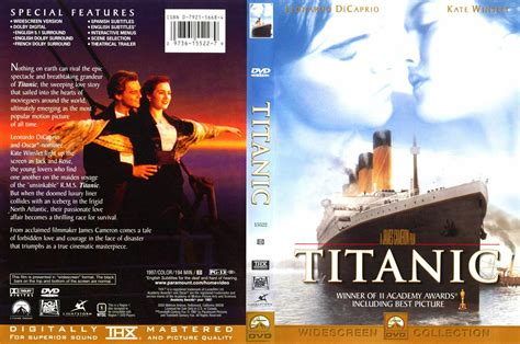dvd slipcover titanic images titanic dvd covers hd wallpaper and