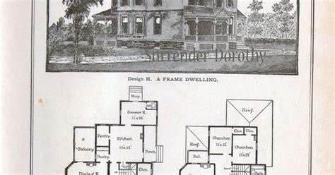 gothic frame dwelling vintage house plans 1881 antique gothic frame dwelling vintage house plans 1881 antique