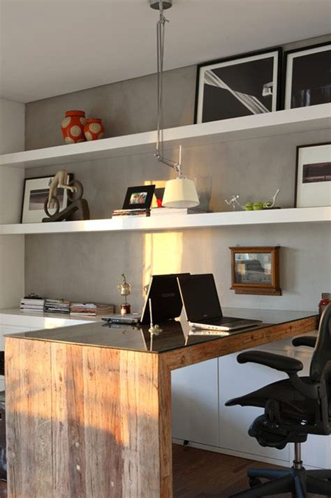 desk home office 316 best sobre decora 231 227 o images on cool ideas