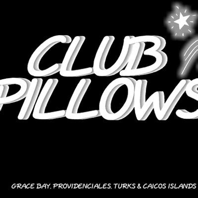 Club Pillow club pillows clubpillows tci