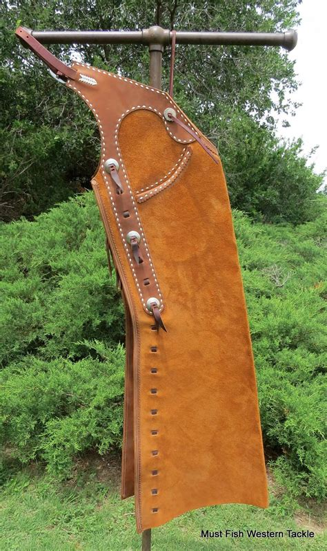 Handmade Chaps - new handmade will boedecker heavy duty zipper step in bell