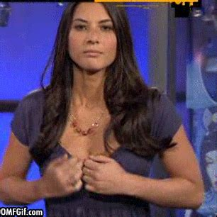 Daily Gif   026   Olivia Munn   Girl of The Day