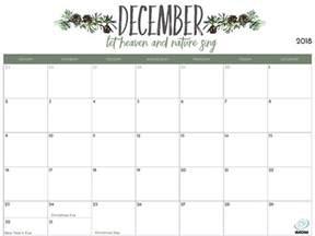 Calendar 2018 Printable Imom 2018 Printable Calendar For Imom
