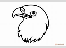 Eagle Coloring Pages - Free Printable Black and White Pictures Eagle Coloring Pages Free