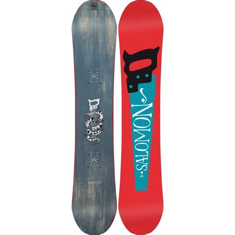 tavole snowboard salomon salomon snowboards craft snowboard backcountry
