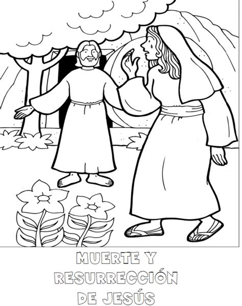 imagenes de jesus resucitado para imprimir jes 250 s resucit 243 para imprimir y pintar 161 feliz pascua