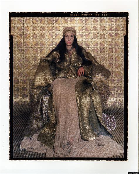 Lalla Essaydi Artwork by The Veiled Feminism Of Moroccan Born Photographer Lalla Essaydi Huffpost