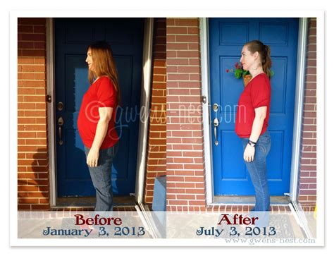 6 weight loss weight loss before after photos 6 months of thm update