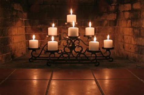 fireplace candelabras lovetoknow