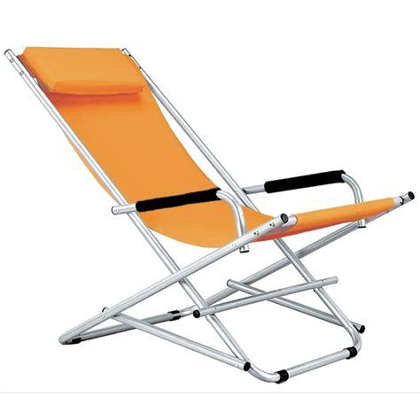 sedie sdraio da giardino sedia sdraio in legno keruing telo seduta ecru arredo