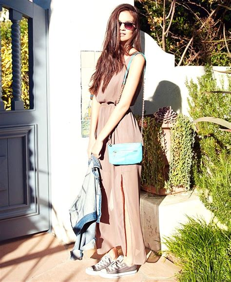 7 Ways To Wear Luxe Sport by Sport Luxe 7 Ways To Style Your Maxi Dress Fashion