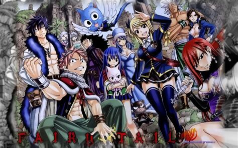 fairy tail manga fairy tail anime wallpaper 32076301 fanpop