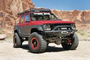 ferrar jeep 1996 jeep xj road magazine