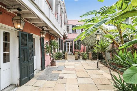 Gatehouse Apartment New Orleans A Grandiose Quarter New Orleans Residence