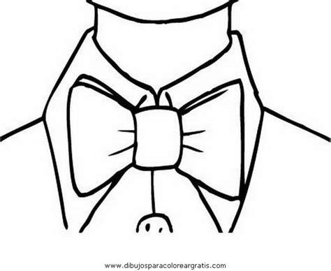 camisa y corbata para colorear dibujos de corbatas para colorear imagui