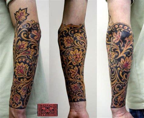 slavic tattoos slavic style sleeve makeup and stuff