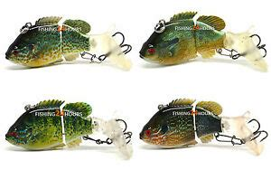 Lure Pencil A Killer By And1 One jointed fishing lure like bluegill sunfish