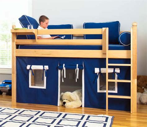 loft bed for boys woodwork kids loft beds pdf plans