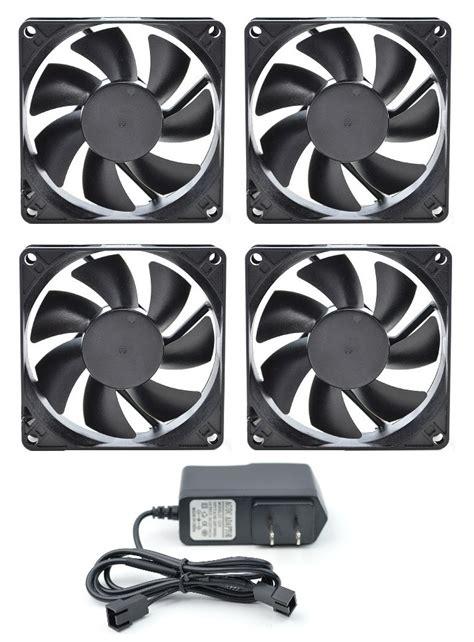 variable speed radiator fan controller procool av 480t silent cabinet fan system
