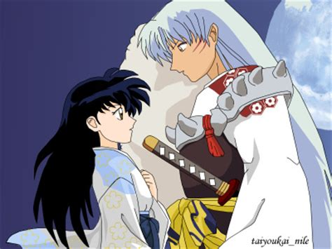 imagenes anime raras sesshomaru and kagome alisa smith flickr
