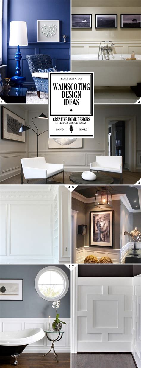 bathroom wainscoting the finishing touch to your the finishing touch wainscoting ideas and designs home