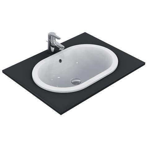 ideal standard e5049 countertop basin oval 62 cm