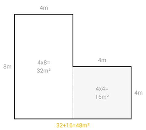 Raum Quadratmeter Berechnen by R 228 Ume Richtig Ausmessen