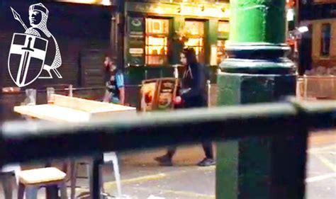 borough market attack london terror attack jihadis walk calmly during borough