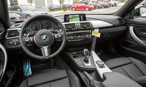 bmw 4 series interior autos post