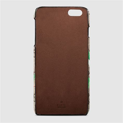 gucci tian iphone   case  green lyst