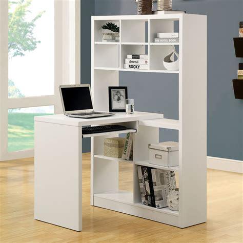 white desk with bookcase friedrich desk with bookcase white dcg stores
