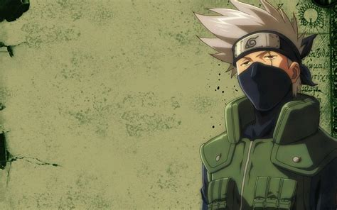 kakashi hatake wallpapers wallpaper cave