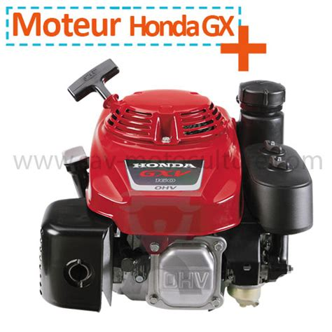 moteur thermique honda gamme gx honda