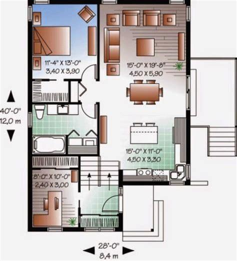1000 ide tentang denah lantai rumah di denah lantai denah rumah dan rumah kecil