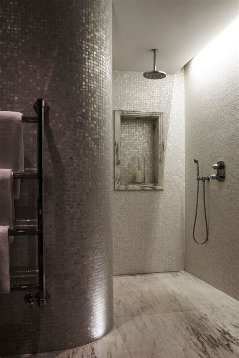 how to make a shower door shower without door how to make it stands out homesfeed
