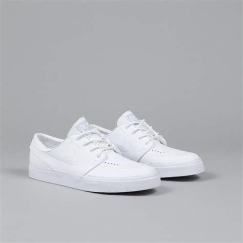 Nike Stevan Janosky 2 nike sb zoom stefan janoski leather quot whiteout quot freshness mag