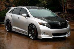 Toyota Venza Kit Toyota Venza Sportlux By Image To Debut At Sema