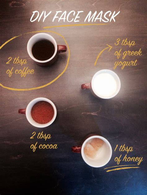 diy coffee mask get glowing skin with these 11 soothing diy masks vorply