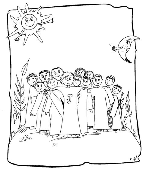 coloring pages of jesus disciples twelve apostles coloring page twelve apostles of jesus