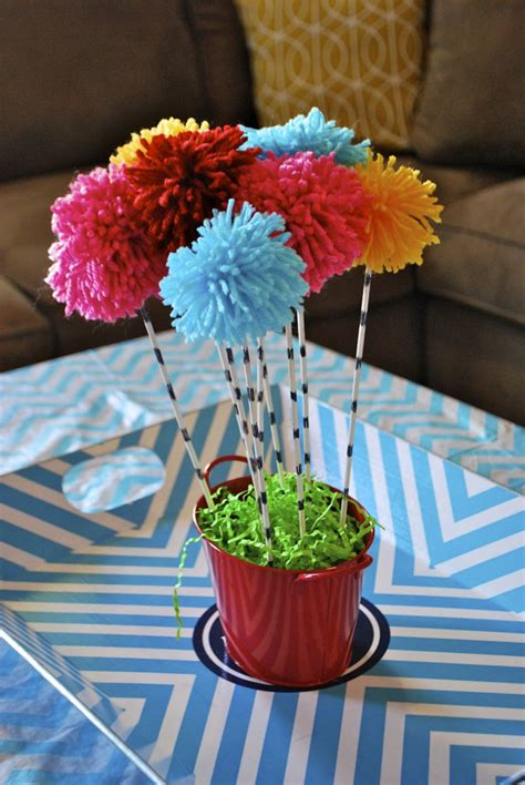 Abigail s dr seuss themed first birthday party project nursery
