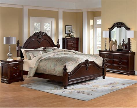 king bedroom furniture set westchester 8 piece king bedroom set the brick